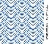 Abstract Seamless Wavy Pattern...