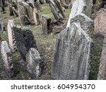 prague  czech republic   march... | Shutterstock . vector #604954370