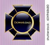 vector illustration of download ...