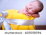 The Newborn Baby In The Arms O...