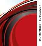 brochure design content... | Shutterstock .eps vector #605063234