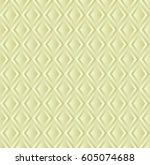 seamless wallpaper  neutral... | Shutterstock .eps vector #605074688