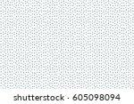 seamless pattern raster summer... | Shutterstock . vector #605098094