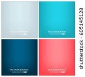 abstract creative concept... | Shutterstock .eps vector #605145128