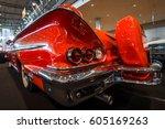 stuttgart  germany   march 02 ... | Shutterstock . vector #605169263