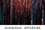 Matrix Style Background For...