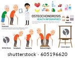 infographics element of... | Shutterstock .eps vector #605196620