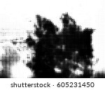simply place grunge texture...   Shutterstock .eps vector #605231450