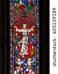england  worcester   feb 13 ... | Shutterstock . vector #605239289