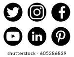 valencia  spain   march 20 ... | Shutterstock . vector #605286839