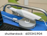 Small photo of dental 3d scanner