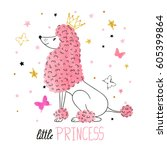 Little Princess Vector...