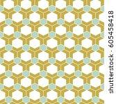 abstract seamless pattern....   Shutterstock .eps vector #605458418