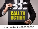 call to action | Shutterstock . vector #605503550