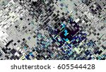 abstract image background 16 9... | Shutterstock . vector #605544428