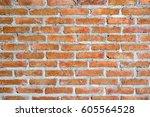 the brick wall   Shutterstock . vector #605564528