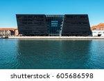 copenhagen  denmark   march 11  ...   Shutterstock . vector #605686598