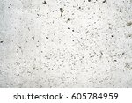 white concrete wall background | Shutterstock . vector #605784959