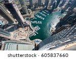 Dubai Iconic View. Dubai Marin...