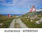 Bonavista Lighthouse And Littl...