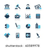 business   finance web icons    ... | Shutterstock .eps vector #60589978