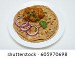Palak Paratha   Cheese Paranth...