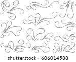vector line | Shutterstock .eps vector #606014588