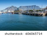 cape town  south africa   march ... | Shutterstock . vector #606065714