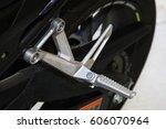 Motorcycle Rear Passenger Foot...