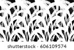grunge black and white urban... | Shutterstock .eps vector #606109574