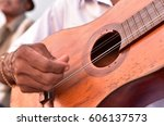 Cuban Traditional Music Player...