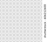 art deco seamless background. | Shutterstock .eps vector #606212600