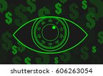 vector illustration  iris...   Shutterstock .eps vector #606263054