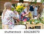 minsk  belarus   july 5  2015 ... | Shutterstock . vector #606268070