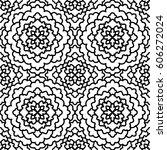 abstract seamless pattern.... | Shutterstock .eps vector #606272024