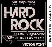 script handcrafted vector... | Shutterstock .eps vector #606275750