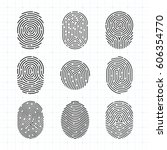 ultra thin vector fingerprint...