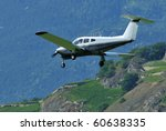 A Light Four Seater Aircraft...