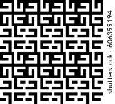 vector seamless pattern....   Shutterstock .eps vector #606399194