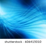 abstract blue background | Shutterstock . vector #606415010