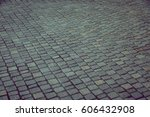 Cobblestone Pavement Texture...