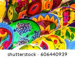 Colorful Handmade Mexican...