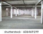 indoor shooting range | Shutterstock . vector #606469199
