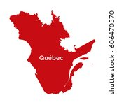 quebec map