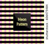 pattern stripe | Shutterstock .eps vector #606475484