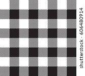 Black White Check Pattern...