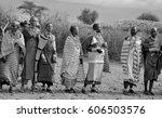 amboseli  kenya   oct 13 ... | Shutterstock . vector #606503576
