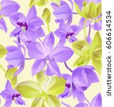 vector illustration of  floral...   Shutterstock .eps vector #606614534