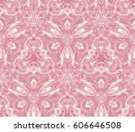 seamless pattern in pink....