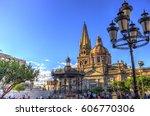 guadalajara  mexico | Shutterstock . vector #606770306